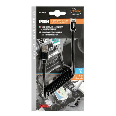 Lampa opti-line micro usb 1 meter charging cable