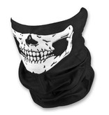 Motor bandana skull mouth