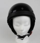 Classic half helmet black | outlet