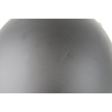 Classic pothelm mat zwart | outlet