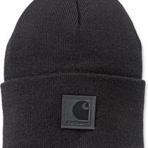 black label watch hat | zwart | muts
