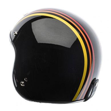 Torc T-50 1978 open face helmet black