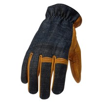 hollywood gold motor gloves