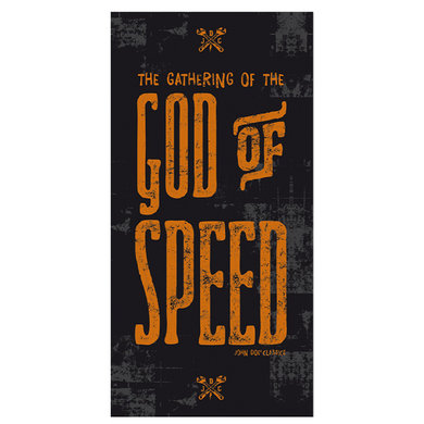 John Doe tunnel of God of Speed | bandana