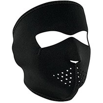 neoprene face mask | gezichtsmasker