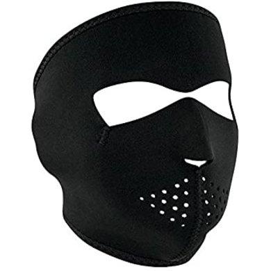 Zanheadgear neoprene face mask | gezichtsmasker