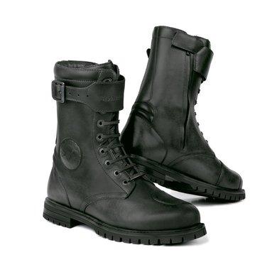 Stylmartin rocket motorcycle shoes black