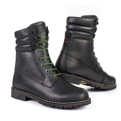 Stylmartin yurok motorcycle shoes | black