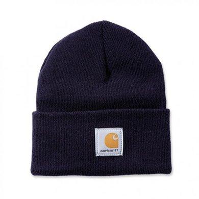 Carhartt acrylic watch hat | navy | knitted beanie