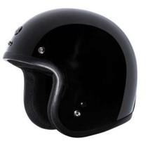T50C jet helmet gloss black