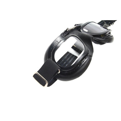 Halcyon mark 10 racing motorbril mat zwart