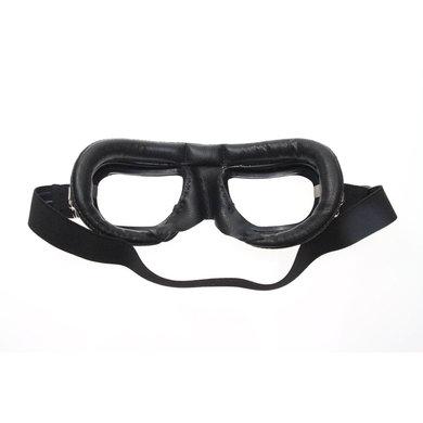 Halcyon mark 10 racing motor goggles matt black