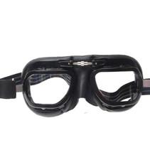 mark 10 racing motorbril mat zwart
