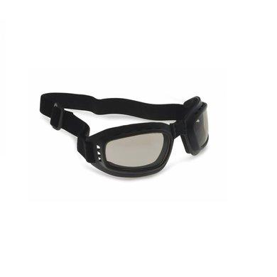 Bertoni antifog AF112 zwarte motorbril
