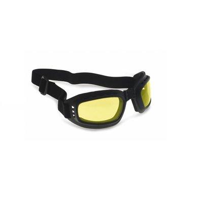 Bertoni antigof AF112 black motor goggles