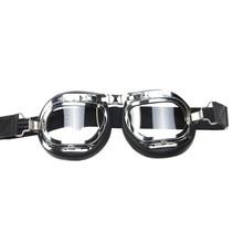 mark 6 deluxe motorbril zwart