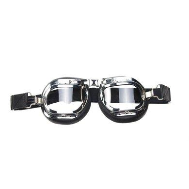 Halcyon mark 6 deluxe motorbril zwart