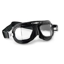 mark 9 compact racing goggles black