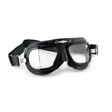 Halcyon mark 9 compact race pilotenbril zwart
