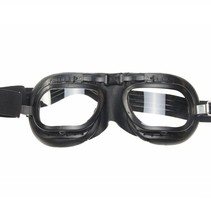 mark 7 racing motor goggle black