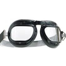 mark 6 racing motorbril zwart