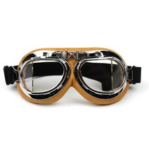 creme pilot goggles
