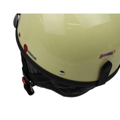 Redbike RB-520 half helmet ivory white