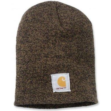 Carhartt acrylic knit hat beanie | military olive | muts