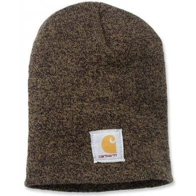 Carhartt acrylic knit hat | military olive | knitted beanie