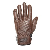 florida leather motor gloves | brown