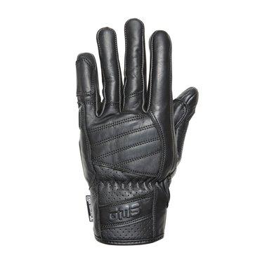 Germas florida leather motor gloves | black