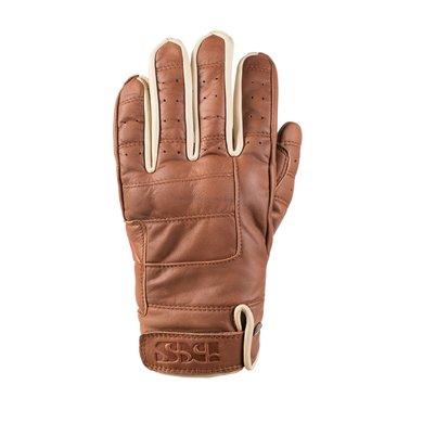 IXS classic LD cruiser brown leather motor gloves