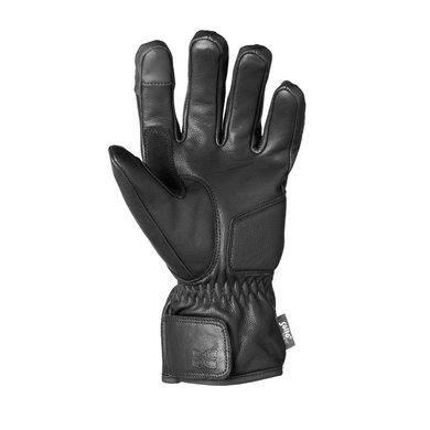 IXS montreal leren motorhandschoenen   zwart