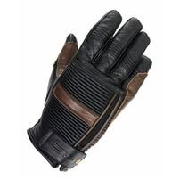 colorado zomer motorhandschoenen zwart- bruin