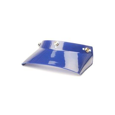 Square sun visor blue