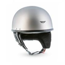 D22 titan half helmet matt grey   size XXL   outlet