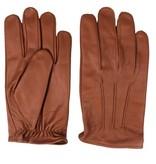Swift classic unlined nappa bruin leren handschoenen
