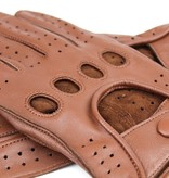 Swift racing leather gloves nappa brown