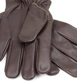 Swift classic unlined donkerbruin leren handschoenen