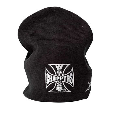 Iron cross basic beanie