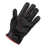 Swift racing  leren handschoenen zwart-rood