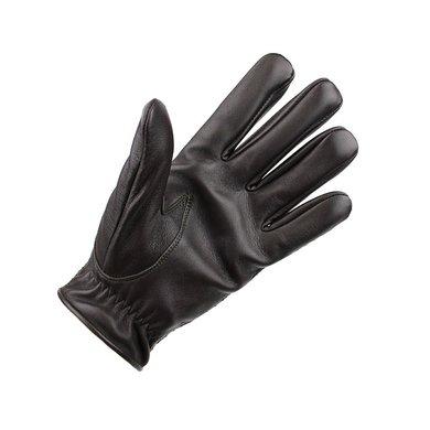 Swift retro racing mesh leren handschoenen donkerbruin