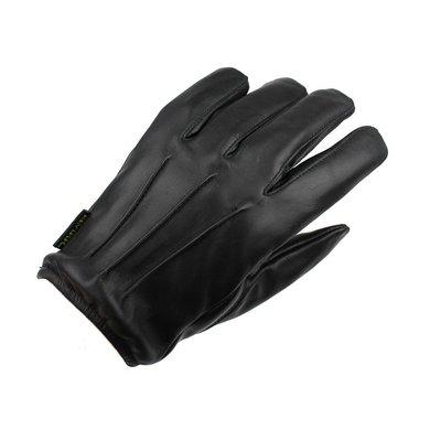 Swift classic kevlar lined zwart leren handschoenen