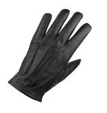 Swift classic unlined zwart leren handschoenen
