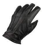 Swift classic fleece lined zwart leren handschoenen