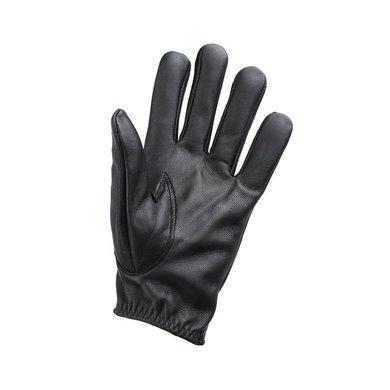 Swift driver leather gloves black