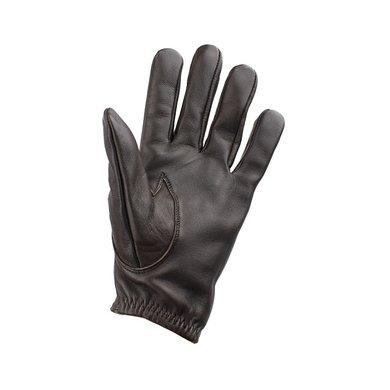 Swift driver leather gloves dark brown