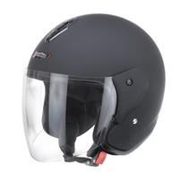 RB-915 jet helmet matt black