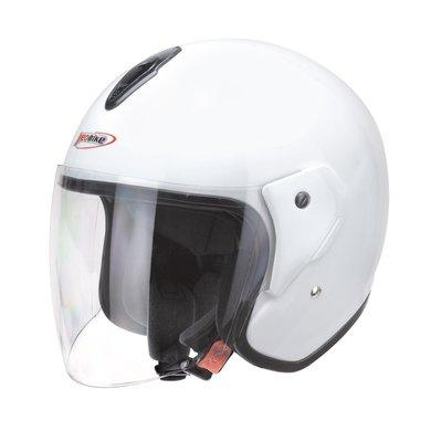 Redbike RB-915 jet helmet white