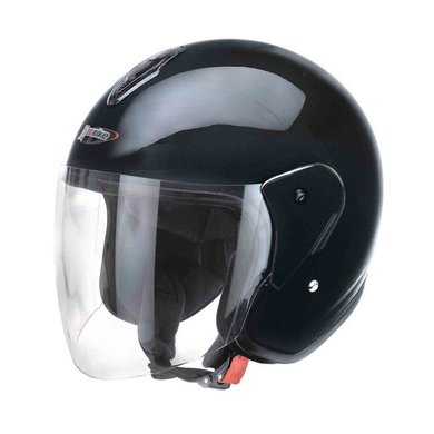 Redbike RB-915 jet helmet black